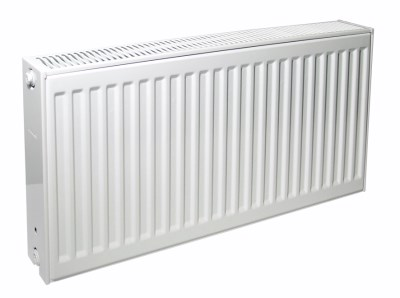 radiators sānu, C33 tips, 500x500 mm
