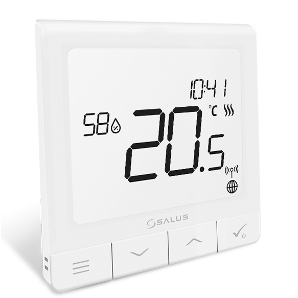 SQ610 wired thermostat, 230V
