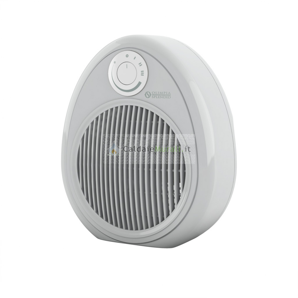Termovent. CROMO Grey, 2000W