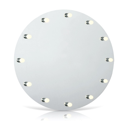 mirror with LED Movie Star, d=850 mm