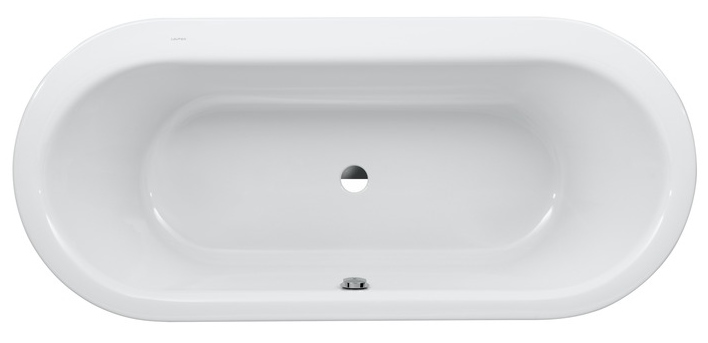bathtub Solutions, 1700x750 mm, drop-in, white